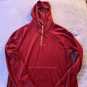 Packing Red Velvet Hoodie